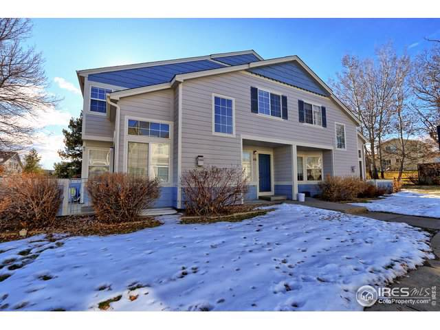 1419 Red Mountain Dr #116, Longmont, CO 80504 (MLS #900379) :: 8z Real Estate
