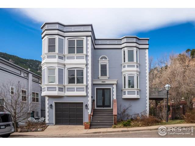 1989 Beacon Ct, Boulder, CO 80302 (MLS #900382) :: Kittle Real Estate