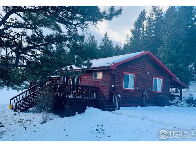 12 Deer Hollow Ct, Lyons, CO 80540 (MLS #900386) :: June's Team