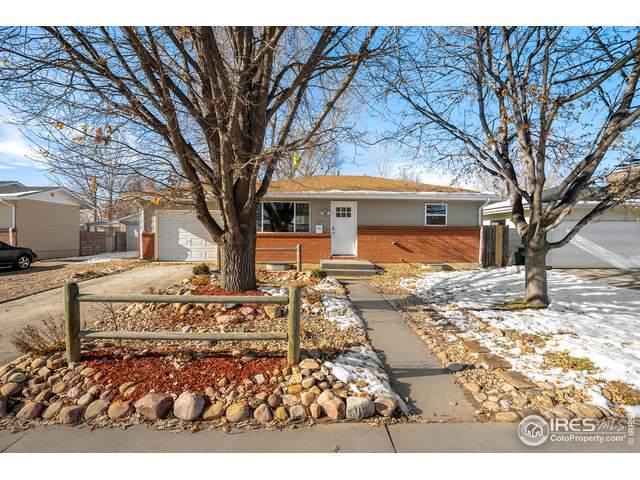 319 26th Ave, Greeley, CO 80631 (MLS #900401) :: June's Team