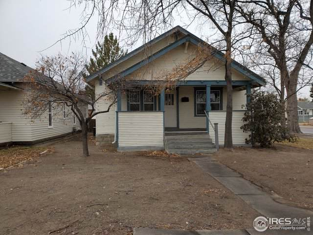 819 Sidney Ave, Sterling, CO 80751 (MLS #900451) :: Bliss Realty Group