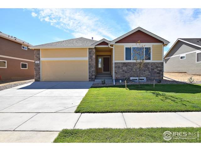 1551 Water Vista Ln, Severance, CO 80550 (MLS #900483) :: Colorado Real Estate : The Space Agency