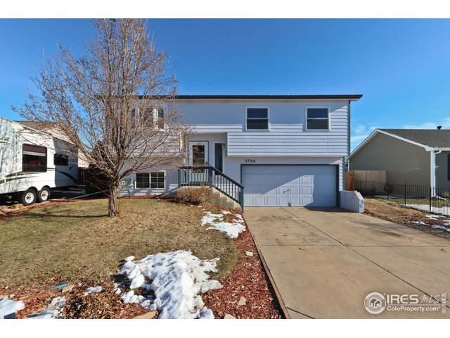 3706 Mountain View Dr, Evans, CO 80620 (#900504) :: The Brokerage Group