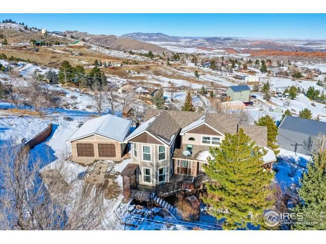 6012 Blue Spruce Dr, Bellvue, CO 80512 (MLS #900538) :: Downtown Real Estate Partners