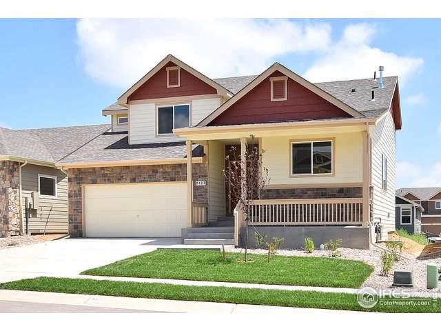 1526 Wavecrest Dr, Severance, CO 80550 (MLS #900539) :: Colorado Real Estate : The Space Agency