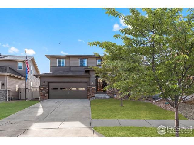 1323 Armstrong Dr, Longmont, CO 80504 (MLS #900556) :: 8z Real Estate