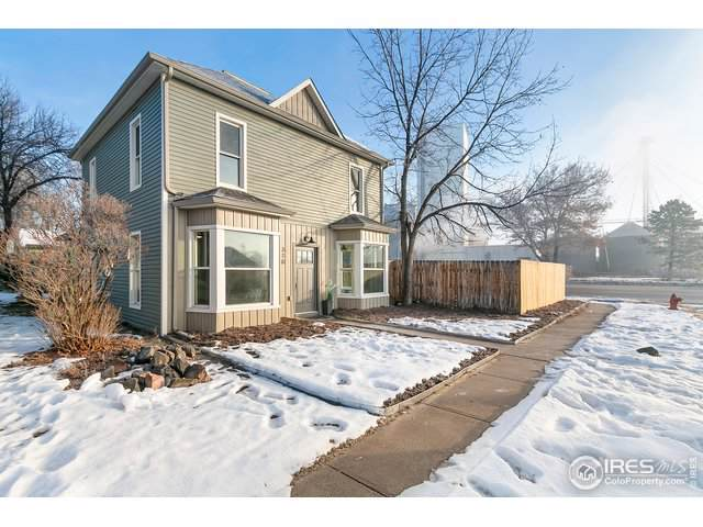 103 3rd St, Eaton, CO 80615 (MLS #900560) :: Hub Real Estate