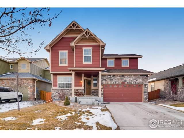 927 Campfire Dr, Fort Collins, CO 80524 (MLS #900580) :: Bliss Realty Group