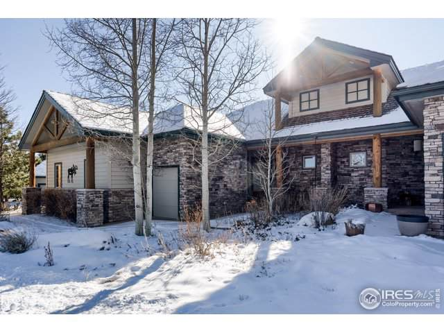 378 Fox Acres Dr, Red Feather Lakes, CO 80545 (MLS #900583) :: 8z Real Estate