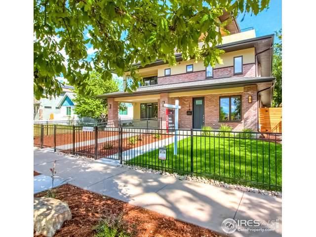 1276 S Logan St, Denver, CO 80210 (MLS #900676) :: Colorado Home Finder Realty