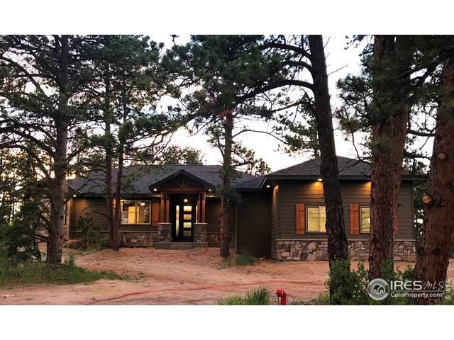 1999 Fox Acres Dr, Red Feather Lakes, CO 80545 (#900720) :: Kimberly Austin Properties
