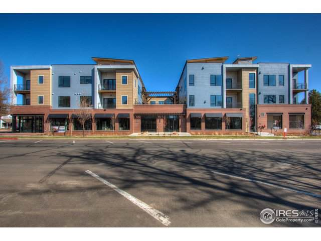 302 N Meldrum St #310, Fort Collins, CO 80521 (MLS #900778) :: Downtown Real Estate Partners