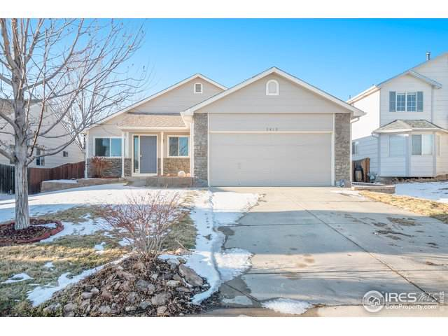 5419 Lynx Ct, Frederick, CO 80504 (MLS #900866) :: Bliss Realty Group