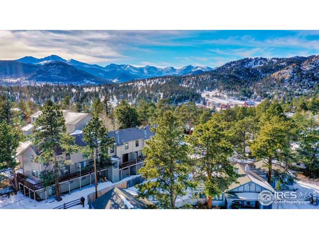 321 Big Horn Dr #4, Estes Park, CO 80517 (MLS #900868) :: Jenn Porter Group