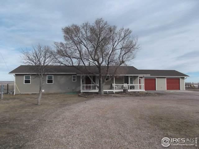 5939 N Log Rd, Calhan, CO 80808 (MLS #900883) :: Colorado Real Estate : The Space Agency