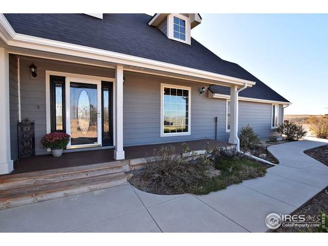 27744 County Road 66, Gill, CO 80624 (MLS #900896) :: June's Team