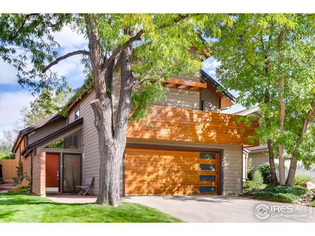 3940 Newport Ln, Boulder, CO 80304 (#900911) :: The Peak Properties Group