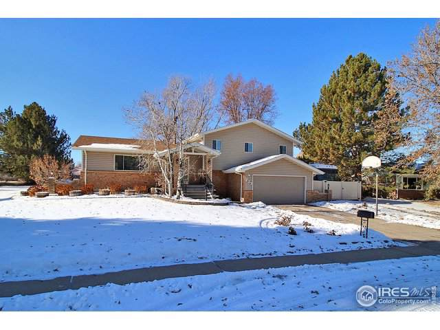 723 40th Ave, Greeley, CO 80634 (#900920) :: The Brokerage Group