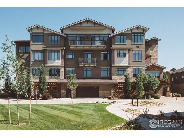 712 Centre Ave #203, Fort Collins, CO 80526 (MLS #900921) :: Downtown Real Estate Partners