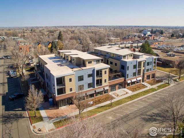 302 N Meldrum St #311, Fort Collins, CO 80521 (#900933) :: milehimodern