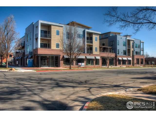302 N Meldrum St #313, Fort Collins, CO 80521 (MLS #900934) :: J2 Real Estate Group at Remax Alliance