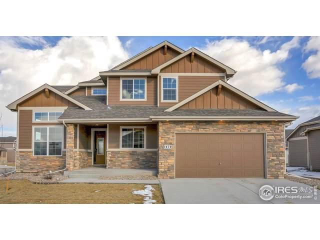 1631 Shoreview Pkwy, Severance, CO 80550 (MLS #900963) :: Colorado Real Estate : The Space Agency