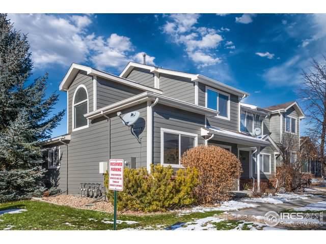 51 21st Ave #23, Longmont, CO 80501 (MLS #900964) :: 8z Real Estate