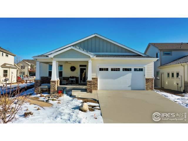 1508 61st Ave Ct, Greeley, CO 80634 (MLS #900966) :: Bliss Realty Group