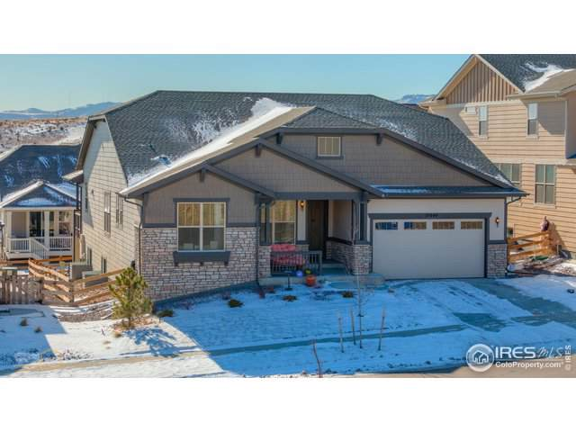 19044 W 85th Blf, Arvada, CO 80007 (MLS #900971) :: J2 Real Estate Group at Remax Alliance