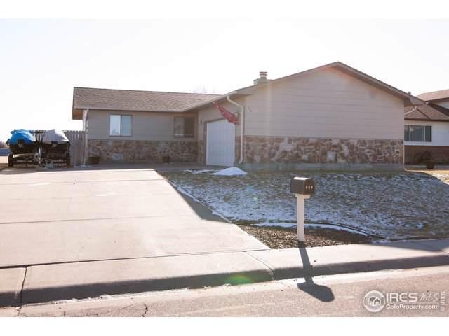 469 California St, Sterling, CO 80751 (MLS #900980) :: Jenn Porter Group