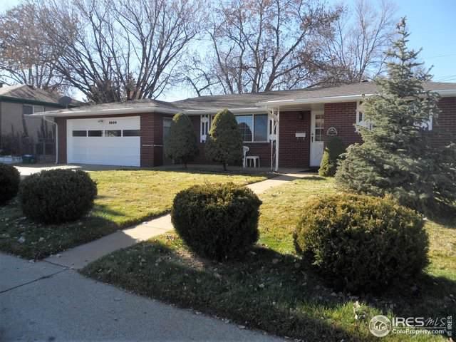 1009 Sunset St, Longmont, CO 80501 (MLS #900994) :: 8z Real Estate