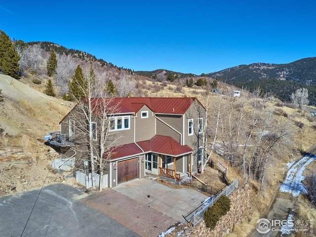 344 E 1st High St, Central City, CO 80427 (#901015) :: The Peak Properties Group