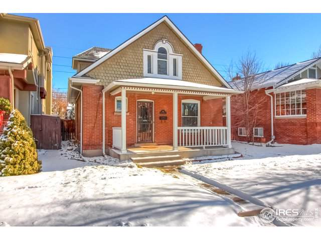 986 S Emerson St, Denver, CO 80209 (#901027) :: The Brokerage Group