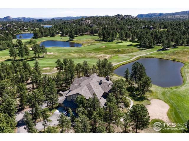 118 Ponderosa Ct, Red Feather Lakes, CO 80545 (MLS #901053) :: Jenn Porter Group