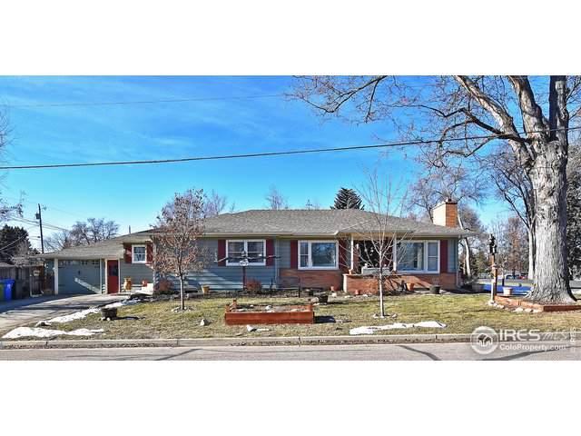 302 W 13th St, Loveland, CO 80537 (#901066) :: HomePopper
