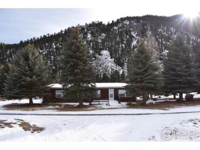 185 Meadow Ln, Bellvue, CO 80512 (MLS #901093) :: 8z Real Estate