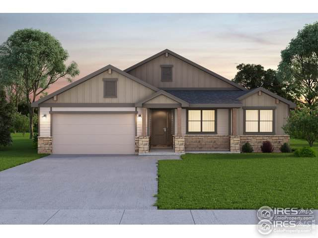 1839 Castle Hill Dr, Windsor, CO 80550 (MLS #901153) :: Colorado Real Estate : The Space Agency