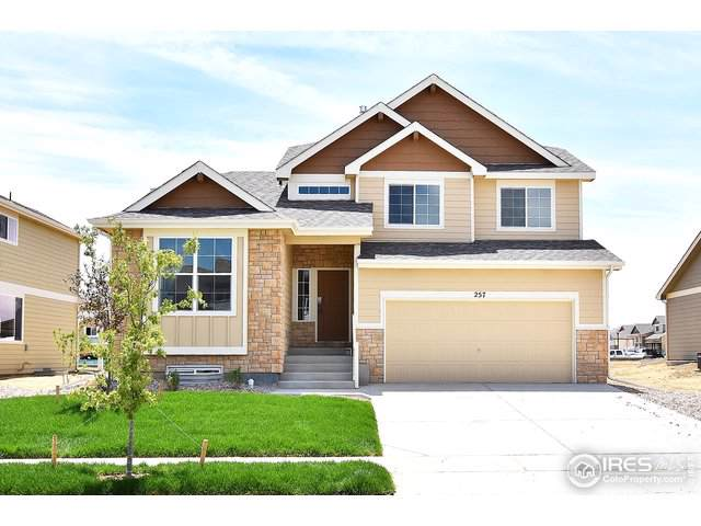 1582 Bright Shore Ln, Severance, CO 80550 (#901154) :: The Margolis Team