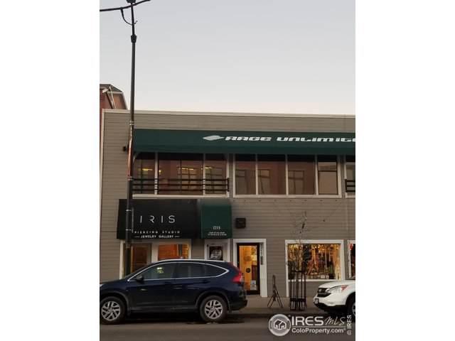 1713 Pearl St, Boulder, CO 80302 (MLS #901158) :: 8z Real Estate