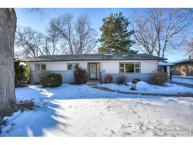 1309 Luke St, Fort Collins, CO 80524 (#901162) :: The Dixon Group