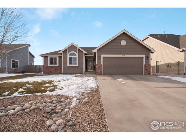 4328 W 31st St, Greeley, CO 80634 (#901196) :: The Griffith Home Team