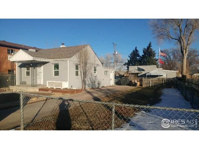 1446 Verbena St, Denver, CO 80220 (MLS #901197) :: 8z Real Estate