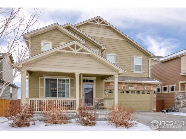 862 Campfire Dr, Fort Collins, CO 80524 (MLS #901203) :: Colorado Home Finder Realty