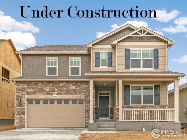 1776 Nightfall Dr, Windsor, CO 80550 (MLS #901208) :: Windermere Real Estate
