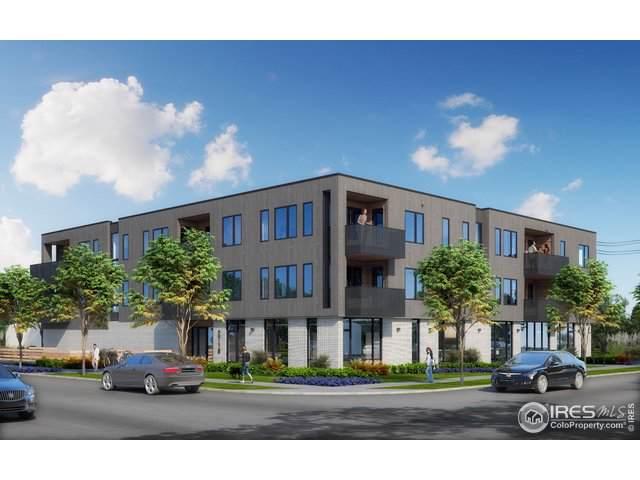 2718 Pine St #303, Boulder, CO 80302 (MLS #901214) :: 8z Real Estate