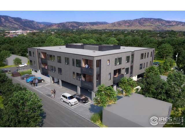2718 Pine St #201, Boulder, CO 80302 (MLS #901217) :: Jenn Porter Group