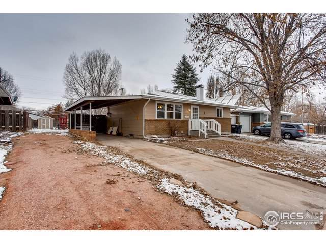 309 26th Ave, Greeley, CO 80631 (MLS #901219) :: Keller Williams Realty