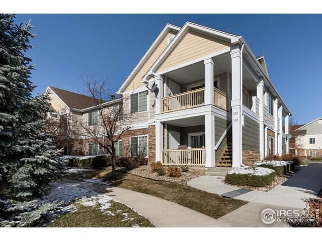 4755 Hahns Peak Dr #102, Loveland, CO 80538 (MLS #901220) :: Colorado Home Finder Realty