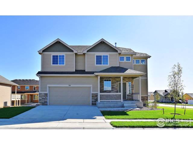 1588 Bright Shore Ln, Severance, CO 80550 (#901223) :: The Margolis Team