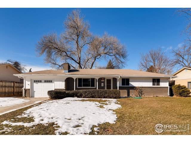 1313 Robertson St, Fort Collins, CO 80524 (MLS #901244) :: J2 Real Estate Group at Remax Alliance